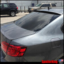 Rear Roof Spoiler Window Wing (Fits: Volkswagen Jetta VI 2011 On)  SpoilerKing