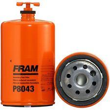 Fram P8043 Fuel Filter - Spin-on Secondary