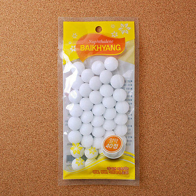 50p in pack Home Insecticide Naphthalene Good Scent Care with Tracking