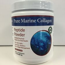 Pure Marine Collagen Peptide Powder 200 Grams