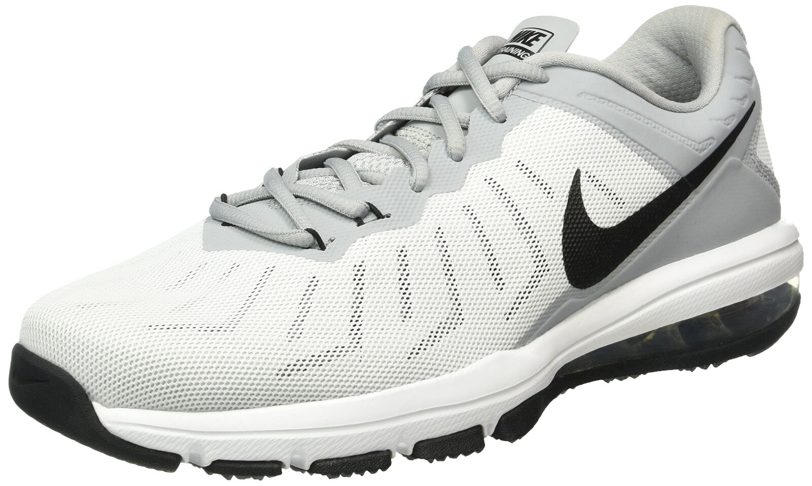 NIKE Men's Air Max Full Ride TR Training shoes White 9.5 D(M) US