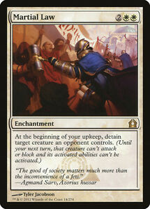 Martial-Law-VO-MTG-Magic-EX