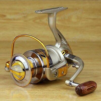 New Okuma Yomores EF5000 Spool Aluminum Spinning Fly Fishing Reel Baitcasting