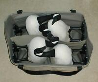 4 Pocket Goose Decoy Bag With The Foot Bases Attached