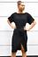 Womens-Ladies-John-Zack-Black-Dress thumbnail 4