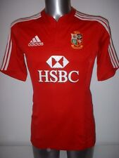 British Lions Small 6 Performance Adidas Rugby Union Shirt Jersey Climacool 2009