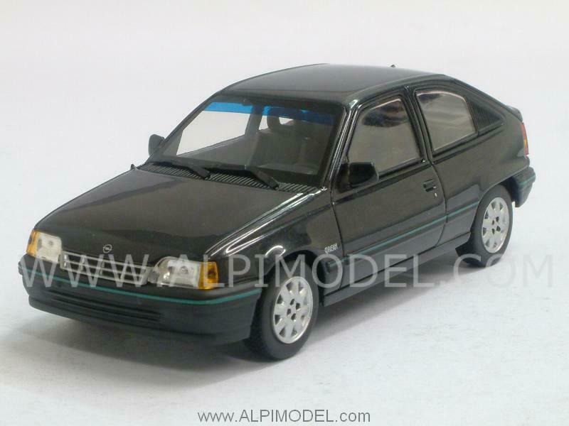 Opel Kadett 1989 Metallic nero 1 43 MINICHAMPS 400045901