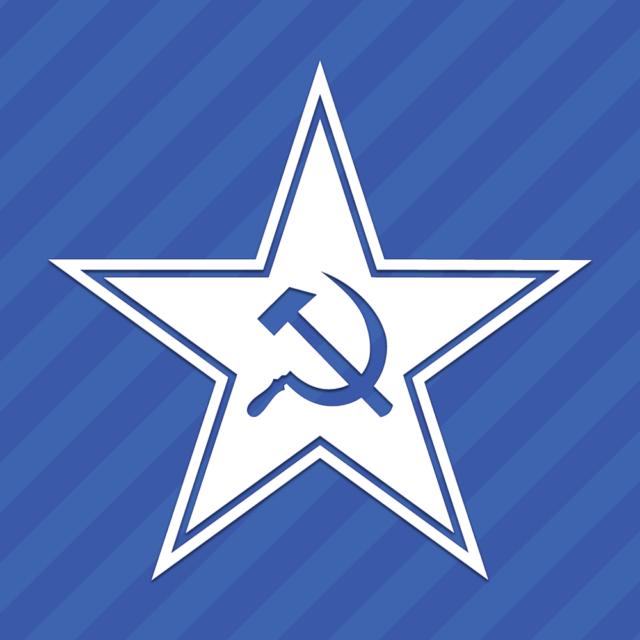 Hammer Sickle Russia Soviet Union Graphic Decal Sticker Car Vinyl