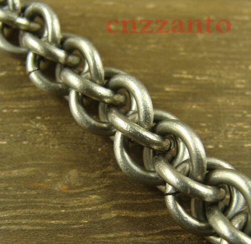 12pcs 2 x 10mm Titanium jump rings Connectors for Craft wallet key chain Ti091