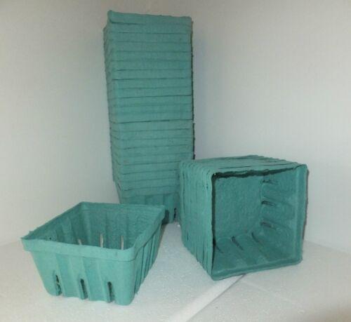 70 Quart Fiber Berry Boxes Berigard