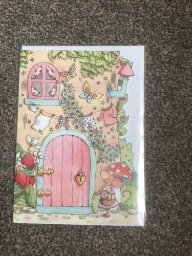 Phoenix Trading Fairy Door Card