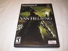 Van Helsing (Playstation PS2) Black Label Original Release Complete Nr Mint!