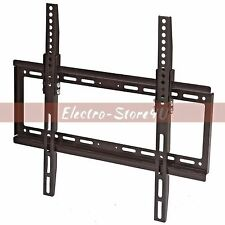 TV Wall Mount Tilt 32 37 40 44 47 Inch Flat LED LCD Super Slim Bracket VESA
