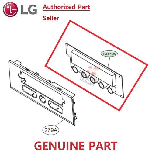 LG  GENUINE  REFRIGERATOR  PART   # EBR61081115 PCB DISPLAY