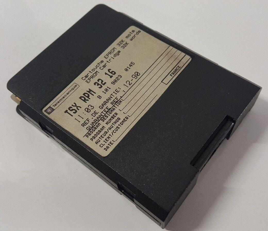 Carte Eprom Télémecanique 32k TSXRPM3216 TSX RPM 32 16