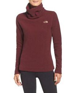 9dc0e363e Details about New Womens North Face Fleece Glacier Cowl Jacket XS Small  Medium Large XL 2XL