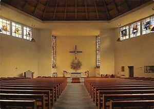 Switzerland-Rom-Kath-Kirche-Saas-Fee-Wallis-Church-Interior-Eglise