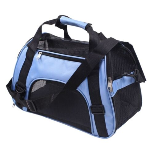 Portable Pet Dog Cat Puppy Travel Carry Carrier Tote Cage Bag Crates Bags