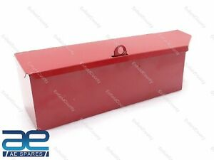 For International Tractor Red Painted Tool Box Brand New ECs