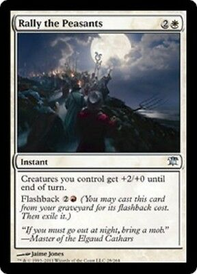 - Innistrad MTG Uncommon EX Falkenrath Noble x4
