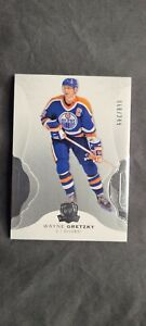 2016-17 Upper Deck The Cup Base Card Wayne Gretzky 068/249 Edmonton Oilers
