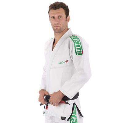 Tatami Estilo 6.0 BJJ Gi White /& Black Premium Jiu Jitsu Uniform Mens Suit 6