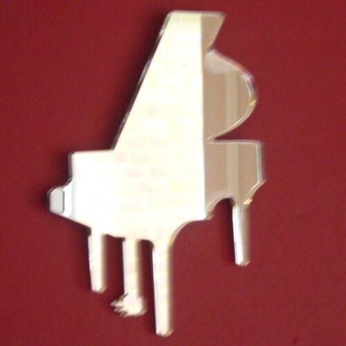 Plusieurs Tailles Disponibles Piano Acrylique Miroir