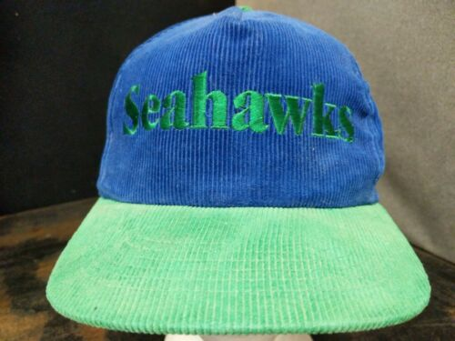 Vintage/Classic Starline Seattle Seahawks Corduroy