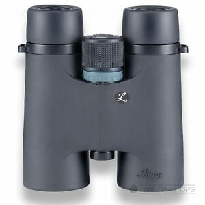 Luger da 10x42 Binocular Negro Bino Optics