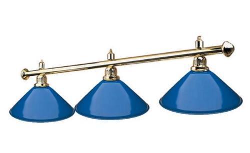Nouvelle Nouvelle Nouvelle génération, nouveau choix Luminaire lampe eclairage billard 3 globes bleus ba3a05