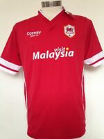 Cardiff City Football Shirt