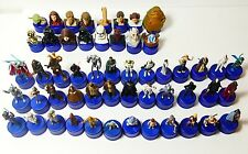 Pepsi Star Wars Episode III Bottle Cap Characters from Japan 2002.