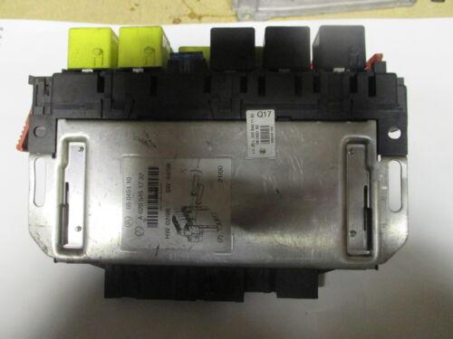 MERCEDES Classe S W220 ANTERIORE Sam Modulo A0205451732