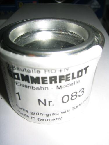 12,00 € Sommerfeldt Fabe grün-grau ca 083  Preis//100gr Nr 50 gr