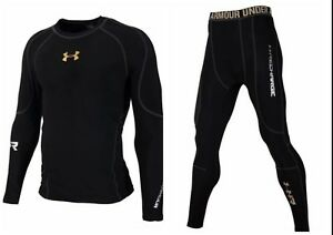 Under-Armour-Men-039-s-Cold-Gear-Long-Tight-and-Long-Sleeve-Compression-All-size