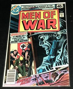 Men-of-War-12-DC-Enemy-Ace-Joe-Kubert-Art-FREE-Shipping