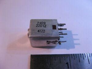 Coil-Transformer-Tunable-Ferrite-Core-1-409-220-12-4120-Used-Pull