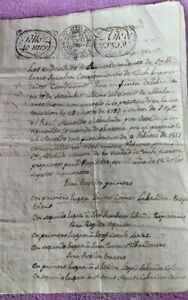 Sant Hilari Sacalm, Appointments Of Regidores Sealed And Signed 1819