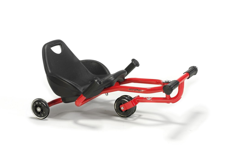 Winther Challenge Foot Twister, Kinderfahrzeug 4-6 Jahre