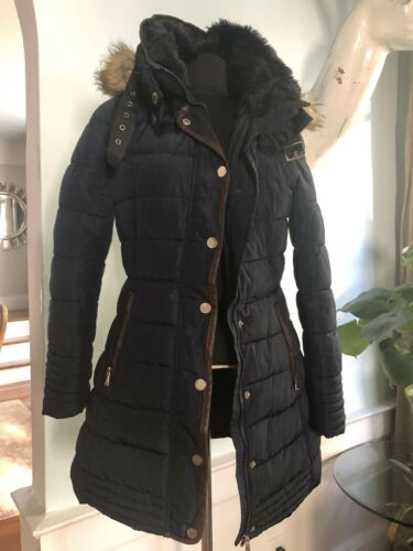 Bellstaff Winter Coat Size 38 Gold label