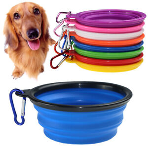 Collapsible-Silicone-Travel-Bowl-For-Dog-Pet-Cat-Portable-Folding-Water-Dish
