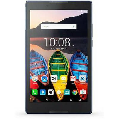 Lenovo Tab3 7 Essential Tablet (7 inch,16GB,Wi-Fi+3G with Voice Calling), Black