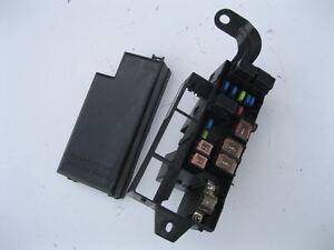 subaru forester sg9 sti jdm 2005 main fuse relay box. Black Bedroom Furniture Sets. Home Design Ideas