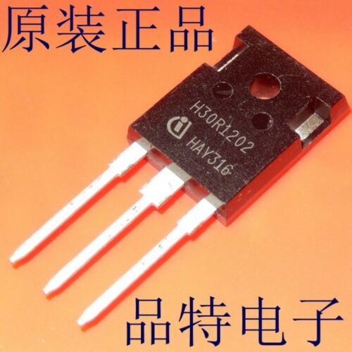 5PCS  IGBT Transistor INFINEON TO-247 IHW30N120R2 H30R1202