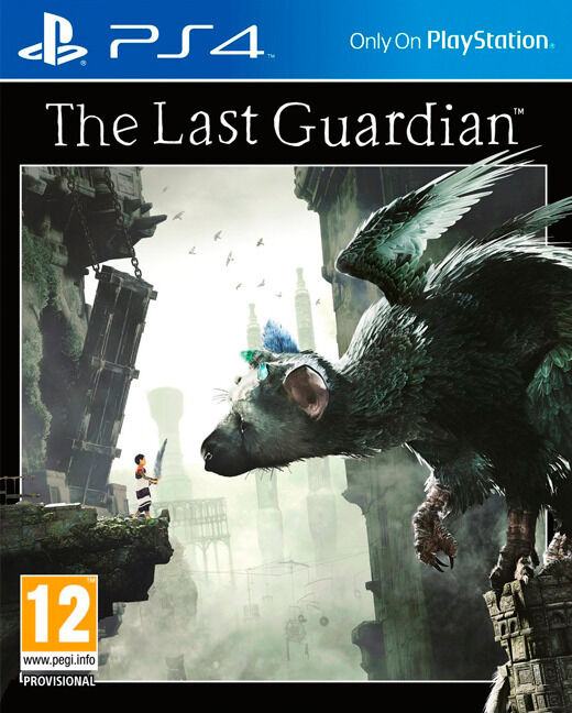 The Last Guardian - Standard and Special Edition