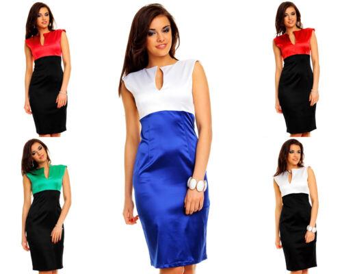 Knielanges Kleid Businesskleid Abdendkleid Minikleid Festkleid Cocktailkleid