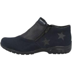 Pacific L4674 Puntito Stiefeletten Waveletlack Details Zu Antistress Schuhe 14 Rieker Namur 80knPwXO