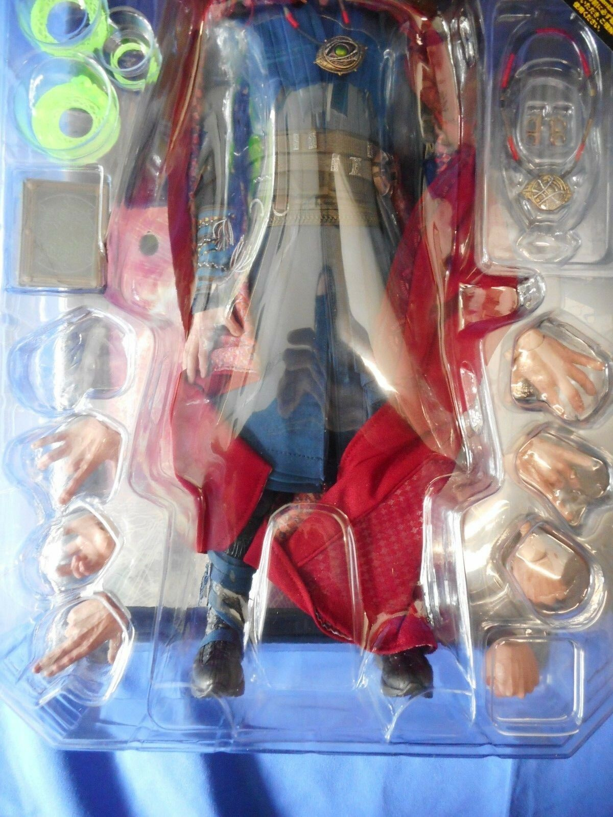 HOT TOYS DOCTOR STRANGE 1 6 SCALE ACTION FIGURE FIGURE FIGURE SIDESHOW COLLECTIBLES MMS387 1fd890