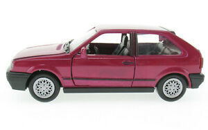 SCHABAK 1001 - Volkswagen VW Polo Coupe - pink - 1:43 in OVP / Box
