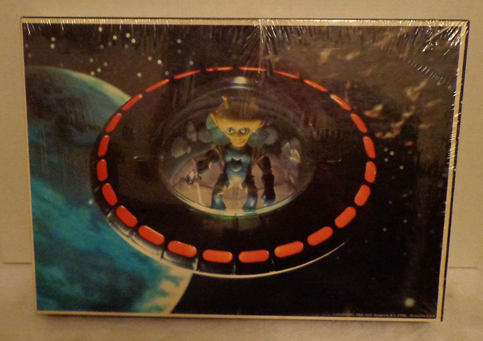 1977 raum krieger Farbeforms weltraum mann alien - puzzle alpha 7 ungeöffnet